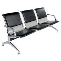Buy cheap High Back 3 Seat Hospital Waiting Area Chairs Bench Visitor Area Seating Reception product