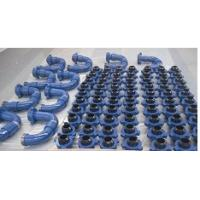 Buy cheap CNC machined Machining Turned Turning Milling Forged Forging Steel Swivels hammer unions from wholesalers