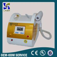 Buy cheap Professional q switched nd yag laser tattoo removal machine for beauty salon use product