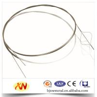 Buy cheap nickel titanium wires for eye glass frame from wholesalers