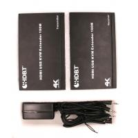 Buy cheap HD 1080P HDMI USB Extender Over Single UTP Cable with Dual IR Control Support from wholesalers