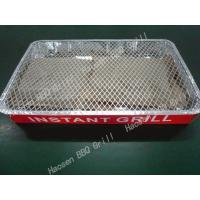 Buy cheap professional production one time barbecue grill from wholesalers