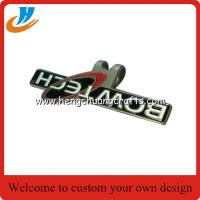 Buy cheap Iron magnetic hat clip with golf ball marker/golf accessory custom from wholesalers