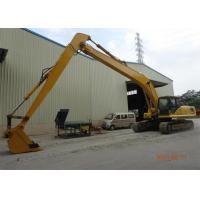 22 Meters Excavator Long Arm / Komatsu Excavator Parts With 4 Ton Counter Weight
