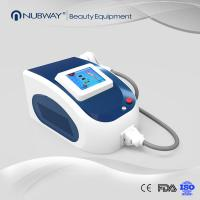Buy cheap High technology portable professional home use 808nm diode laser from wholesalers