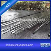 Buy cheap High quality tapered drill rod - rock drill steel rod manufacturer, Atlas Copco drill rod from wholesalers