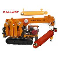 Buy cheap Dual Acting Hydraulic Piston Cylinders for Engineering Truck / Transportation Machinery product