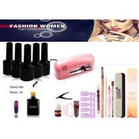 Buy cheap Professional Gel Nail Kits Paint UV Gel With 9W 36W Nail Dryer For Salon from wholesalers