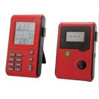 Buy cheap Radio-frequency Food Indoor Digital Thermometers RF-201 with S1/S2 Two Channels Reception from wholesalers