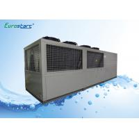 Buy cheap SCM / PLC Electronic Industry Air Cooled Scroll Chiller Hanbell Screw Compressor from wholesalers