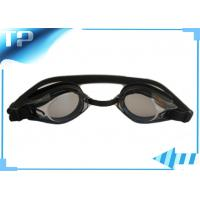 Buy cheap Mens Fashion Prescription Swimming Goggles For Kids Flat Lens from wholesalers