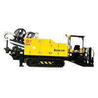 Buy cheap Powerful Diesel Engine Small Trenchless Drilling Equipment With 320L Mud Pump product