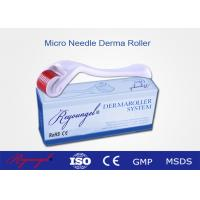 Buy cheap Pigment Removal / Anti Puffiness 540 Micro Needle Derma Roller Skin Care Derma Roller from wholesalers