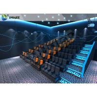 Buy cheap JBL Sound System 4D Cinema Equipment Electronic Motion Chairs With Special Effect product