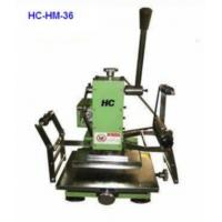 Buy cheap Manual hot foil stamping machine from wholesalers