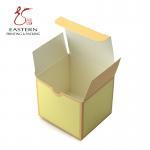 Buy cheap SGS Foldable Cardboard Cosmetic Packaging Custom logo printed from wholesalers