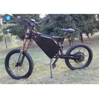 Buy cheap 5000w 72v Flying Shark Stealth Electric Bikes Enduro Mtb Bikes With Lifepo4 Battery from wholesalers