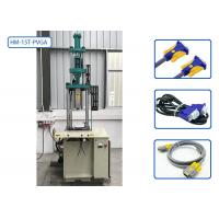 Buy cheap VGA Adapter Cable Molding Machine Small Size With Polyethylene Jacket from wholesalers