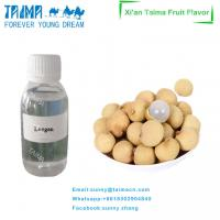 Buy cheap Xi'an Taima hot selling food grade high concentrated PG/VG Based Longan Flavor from wholesalers