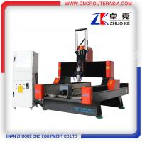 Buy cheap hybrid servo system stone engraver for marble granite ZK-9015 900*1500mm product