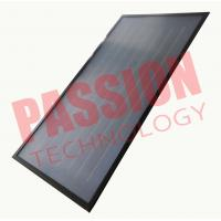 Buy cheap High Performance Flat Plate Solar Collector CE / PED Approved Ultrasonic Welding from wholesalers