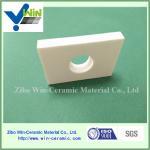 Buy cheap Various shapes alumina ceramic lining brick top grade alumina ceramic tiles custom-made from wholesalers