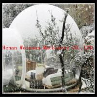 Buy cheap Hot sale sleep camping lodge, travel tent, trip tent for event 4M PVC material from wholesalers