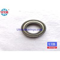 Buy cheap 10mm High Precision Steel Ball Bearings 6003 C2 Low Noise Anti Friction from wholesalers