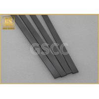 Buy cheap High Hardness Tungsten Carbide Strips For Woodworking Cast Iron Cutting Tool from wholesalers