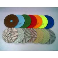 China 3m polishing pad concrete polishing resin pads on sale
