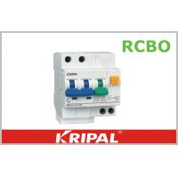 Buy cheap Electronic Residual Circuit Breaker with Over Current Protection RCBO from wholesalers