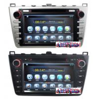 China Android 4.2.2 Car Stereo for Mazda6 6 Atenza GPS Navigation Head Unit Capacitive for Mazda on sale