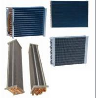 Buy cheap Flat Sheet Copper Finned Pipe Heat Exchanger Commercial 110 - 120 Voltage from wholesalers