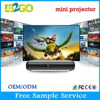 Buy cheap Newest Mirroring System Mobile Smart Projector with WiFi Bluetooth Easy to Put Your Pocket from wholesalers