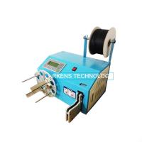 Buy cheap Tie Cable Wire Coil Binding Machine Max 48 Bind Diameter For AC Power Cord from wholesalers