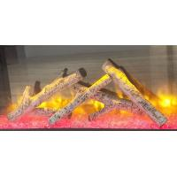 Buy cheap Fire - Wood Ceramic Fireplace Logs For Gas Fireplace  800~1000 ℃ Service Temperature S-104 from wholesalers