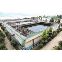 Buy cheap Marine seaport  Industry park Sewage Treatment Plant Industrial Reverse Osmosis System Salinity < 1500 ppm from wholesalers