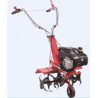 Farming High Speed Diesel Power Tiller , Hand Push Tiller Long Service Life