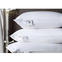Buy cheap Plain Hotel Comfort Inn Soft Pillows With Safty Raw Material from wholesalers