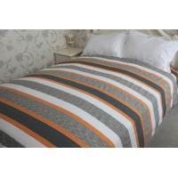 Buy cheap vertical stripe   polycotton or full cotton duvet cover sets ---color  woven cloth from wholesalers