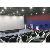 Buy cheap Beautiful Decoration 5D Theater Chair With Many Leather And Fiberglass Seats For Choice product