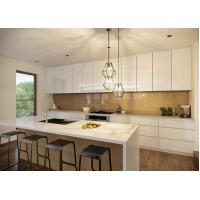 Buy cheap High gloss kitchen cabinet design, modern kitchen cabinet from wholesalers