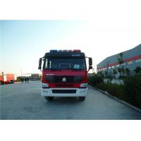 Buy cheap High Spraying Water Tanker Fire Truck from wholesalers