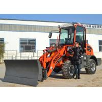 Buy cheap 1.5 tons CE Approved Hydraulic Mini Wheel Loader from Wholesalers