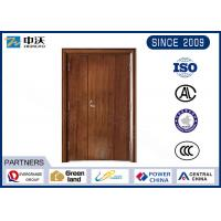 Buy cheap 60 Minute Red Fireproof Interior Door For High Rise Commercial Building from wholesalers