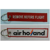 Buy cheap Air Holland Popular Decoration Holland Souvenir Keychain from wholesalers
