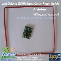 Long Distance 125khz Access Control Reader Module Arduino