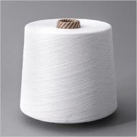 Buy cheap Ne6s-32s polyester socks knitting cotton recycled dyed stocklots yarns for socks from wholesalers