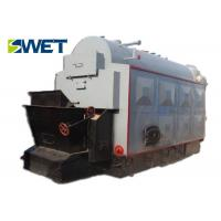Power Plant Thermal Chain Grate Boiler Simple Operation Energy Saving