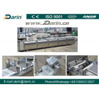 Buy cheap Peanut Candy Bar Maker Cutting Machine / Cereal Fruit Nut Bar Production Line from wholesalers